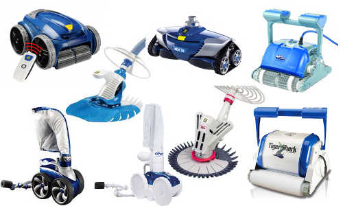 Comparatif robots piscine stunning with comparatif robots - Comparatif robot piscine electrique ...