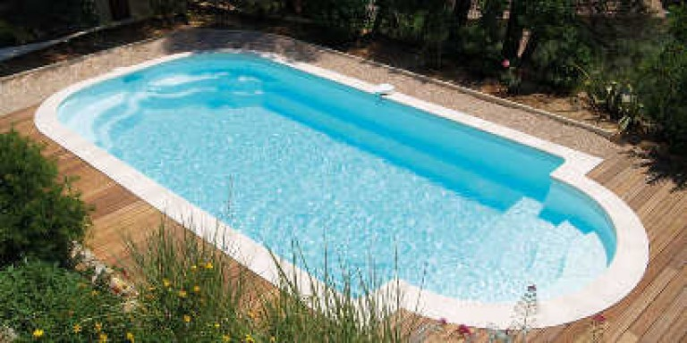 exemple de piscine coque